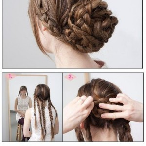 5 Braid Hairstyles