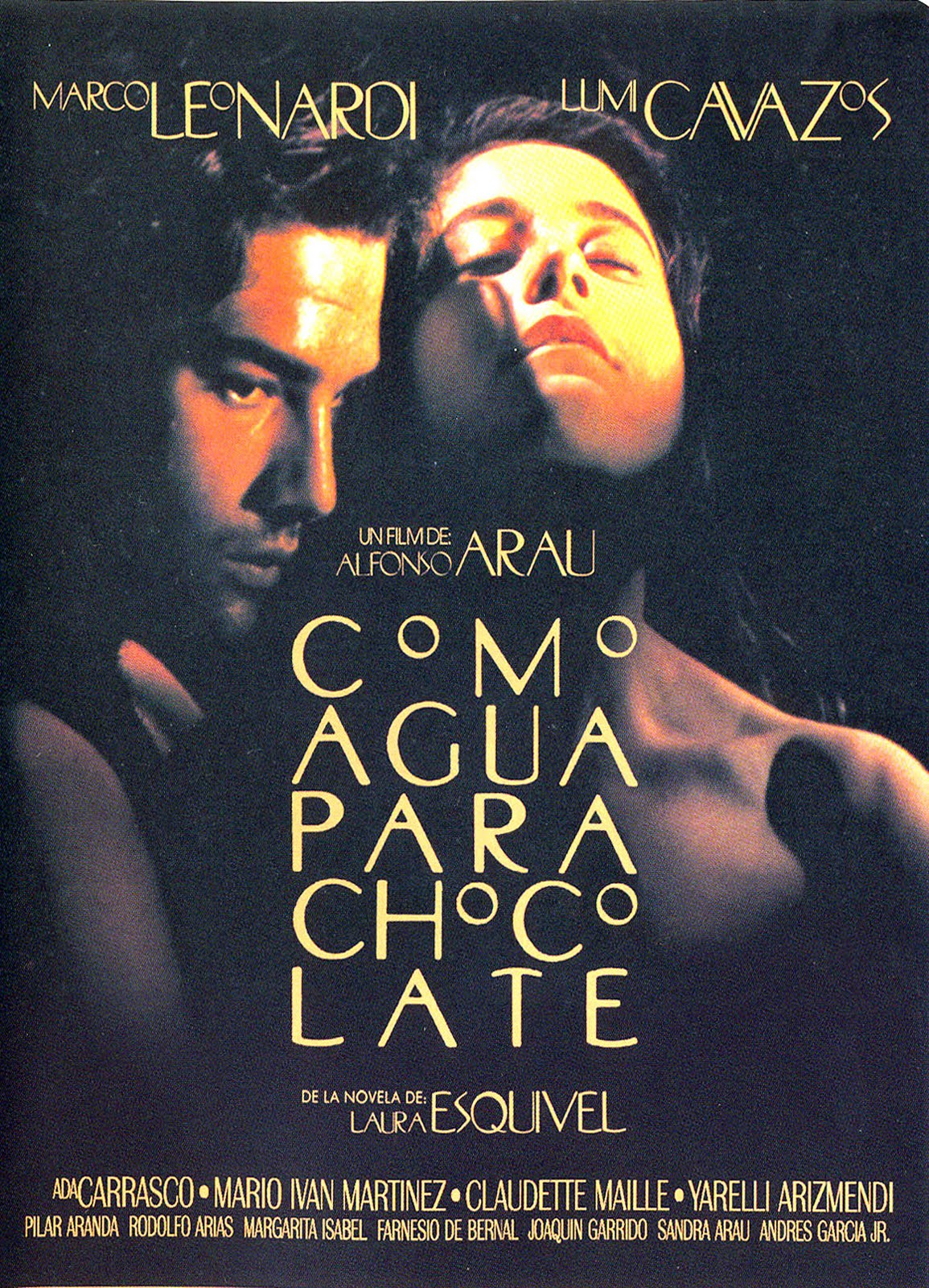 como agua para chocolate essays A short summary of laura esquivel's like water for chocolate this free synopsis covers all the crucial plot points of like water for chocolate.