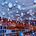 Sweet Fifteen Party Balloons Decorations!